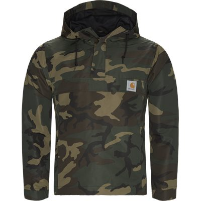 Nimbus Pullover Regular fit | Nimbus Pullover | Army